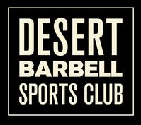 Desert Barbell
