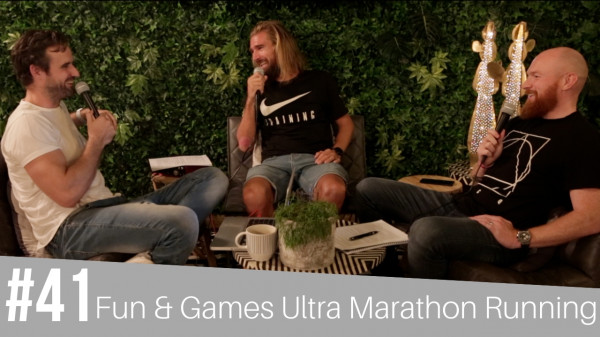 #41 Fun & Games Marathon Running