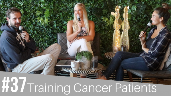#37 Training Cancer Patients
