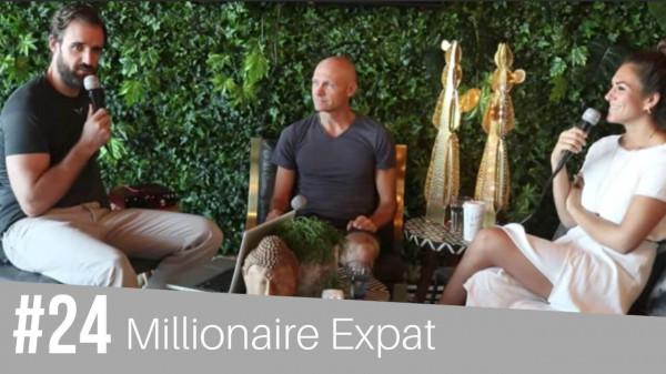 #24 Millionaire Expat with Andrew Hallam