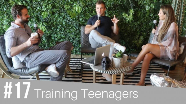 #17 Training Teenagers