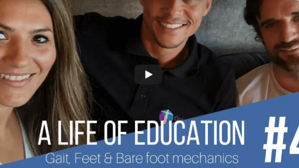 #4 Bare Foot Mechanics
