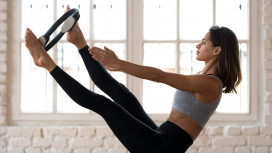 Pilates With Props: Effective Workouts to Get a Toned Body