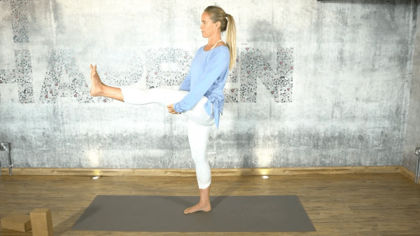 Hip Awareness Yoga Class with Liz Terry