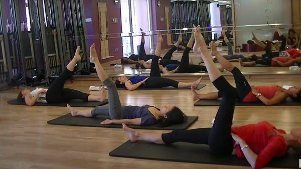 Beginners Pilates Matwork Level 1