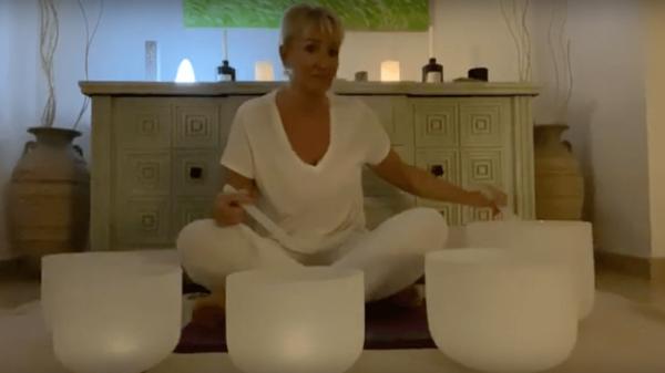 Sound Meditation Lisa Oxford